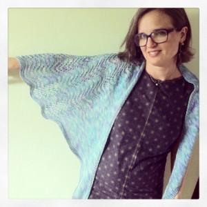 Knitting Academy: Gli Scialli e le loro Forme