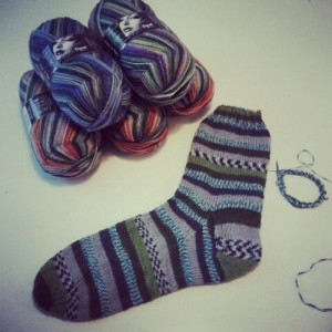 Happy Socks – Knitting Experience con Federica Giudice