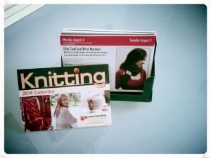 "Federicaknits su ""Knitting Pattern-A-Day Calendar"""