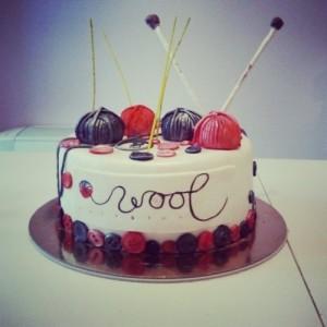 Happy Birthday Wool Crossing!