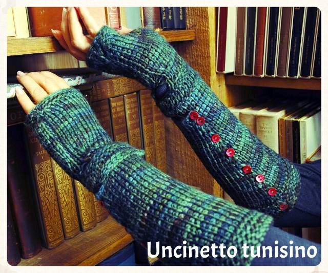 Workshop Uncinetto Tunisino Base Con Veruska Wool Crossing