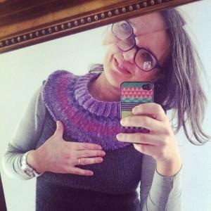 Knitting Academy: Fair Isle di e con Emma Fassio
