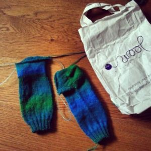 Knitting Experience: Calzini in Coppia