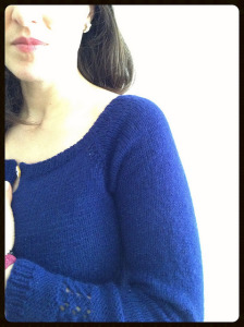 Knitting Experience: Cielo Stellato