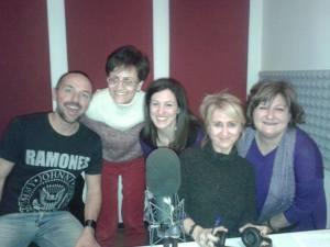 Wool Crossing su Radio DJ – La Bomba con Luciana Littizzetto