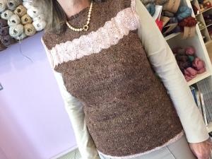 Knitting Experience: Oblò