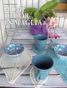 """Presentazione di """"Home Decor in Maglia"""" di Emma Fassio"""