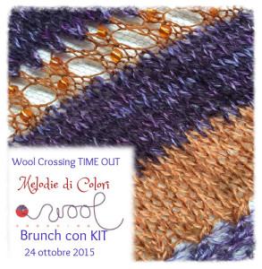 Melodie di Colori: Brunch con Kit – Wool Crossing Time Out: Autunno 2015