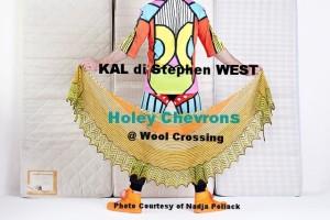 KAL Stephen West – Holey Chevrons
