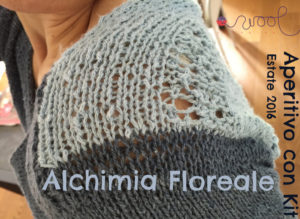 Alchimia Floreale – Aperitivo con Kit – Wool Crossing Time Out: Estate 2016