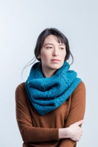 Brooklyn Tweed KAL: Furrow Cowl