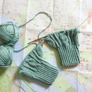 Knitting Experience: Stroll in Georgetown