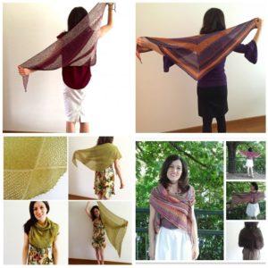 Knitting Experience: Gli Scialli di Federicaknits