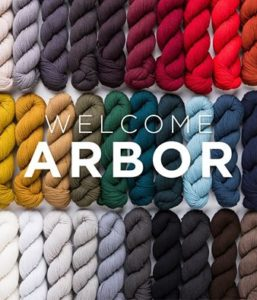 Benvenuto Brooklyn Tweed Arbor!