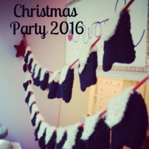 Wool Crossing Christmas Party 2016