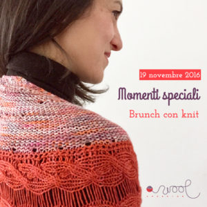 Momenti Speciali: Brunch con Kit – Wool Crossing Time Out: Novembre 2016